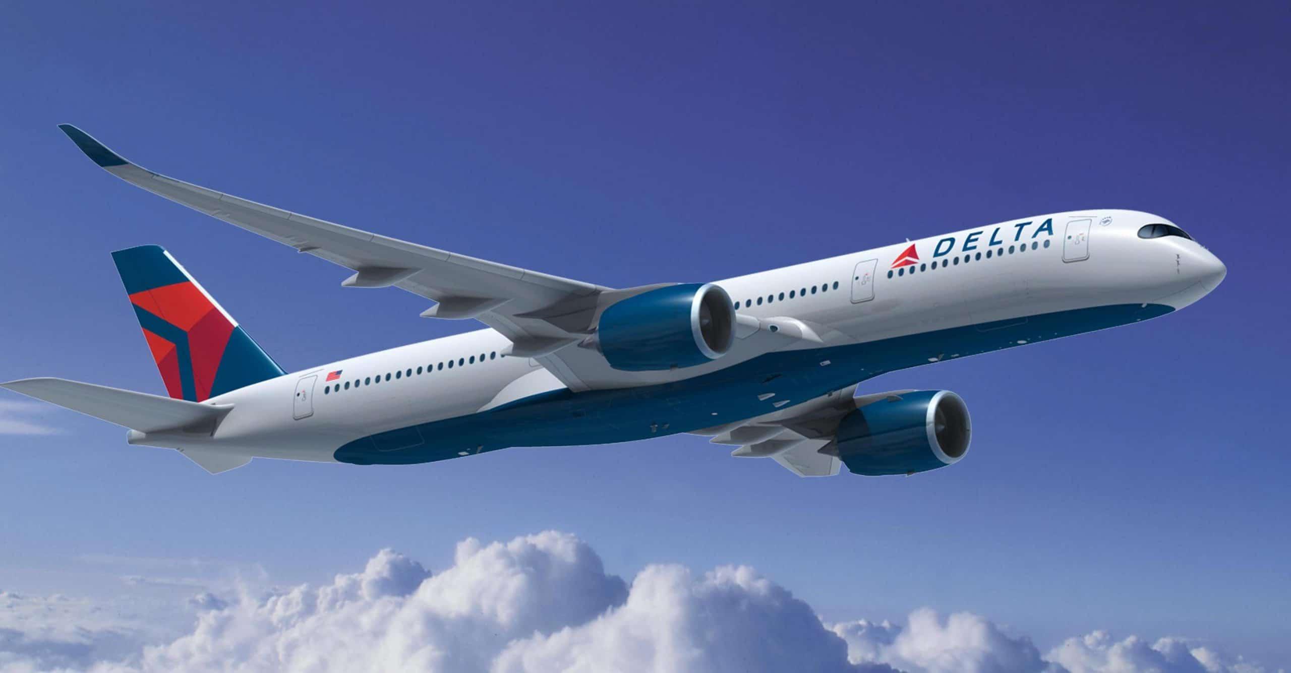volo Delta airlines per test richio contagio