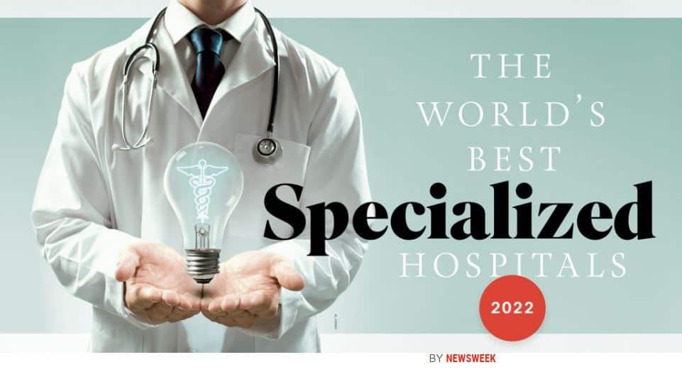 I migliori ospedali al mondo